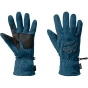 Product image of Jack Wolfskin Womens Paw Glove Moroccan Blue