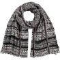 Product image of Barts Womens Amman Scarf Black