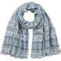 Product image of Barts Womens Amman Scarf Light Blue