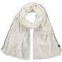 Product image of Barts Womens Vaduz Scarf White