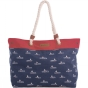 Product image of Brakeburn Womens Boats Beach Bag Navy