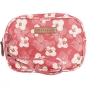 Product image of Brakeburn Spring Daisy Small Wash Bag Coral Flower Print