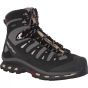 Salomon Mens Quest 4D 2 GTX Boot Detroit/Black/Navajo