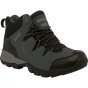 Product image of Regatta Mens Holcombe Mid Boot Seal Grey/Inca Gold