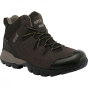 Product image of Regatta Mens Holcombe Mid Boot Peat/Antique