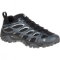 Product image of Merrell Mens Moab Edge Waterproof Shoe Black
