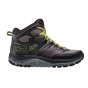 Hoka One One Mens Tor Tech Mid WP Shoe Grey / Acid