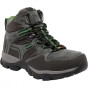 Product image of Regatta Mens Frontier Mid Boot Briar/Extreme Green