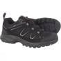Salomon Mens Tibai Low Shoe Black/Black/Monument