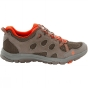 Jack Wolfskin Mens Rocksand Chill Low Shoe Coconut Brown