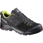 Salomon Mens X Alp LTR Shoe Asphalt / Black