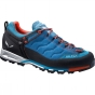 Salewa Mens Mountain Trainer Shoe Reef / Terracotta
