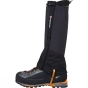 Product image of Montane Endurance Pro Gaiter Black/Inca Gold Details