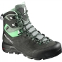Salomon Womens X Alp MTN GTX Boot Asphalt / Light TT