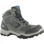 Product image of Hi-Tec Womens Storm WP Boot Charcoal/Graphite/Cornflower