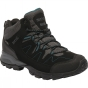 Product image of Regatta Womens Holcombe Mid Boot Black / Deep Lake