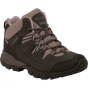 Product image of Regatta Womens Holcombe Mid Boot Peat / Dusky Rose