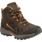 Product image of Regatta Womens Clydebank Mid Boot Aztec Brown / Zinnia