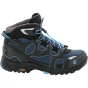 Product image of Jack Wolfskin Womens Crosswind WT Texapore Mid Boot Black/Light Sky