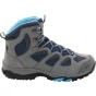Product image of Jack Wolfskin Womens MTN Storm Texapore Mid Boot Dark Sky/Light Sky
