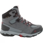 Product image of Jack Wolfskin Womens Mountain Attack 5 Texapore Mid Boot Tarmac/Indian Red