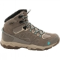 Product image of Jack Wolfskin Womens Mountain Attack 5 Texapore Mid Boot Siltstone/Icy Water