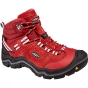 Product image of Keen Womens Wanderer Mid WP Boot Chili Pepper/Gargoyle