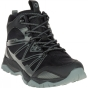 Product image of Merrell Womens Capra Rise Mid Waterproof Boot Black