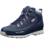 Helly Hansen Womens The Forester Boot Deep Blue/Off White