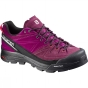 Salomon Womens Womens X Alp LTR Shoe Mystic Purple / Bordeaux