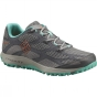 Columbia Womens Conspiracy IV Shoe Light Grey/ Jupiter