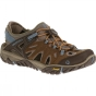 Product image of Merrell Womens All Out Blaze Sieve Shoe Brown Sugar/Blue Heaven