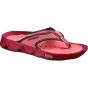 Salomon Womens RX Break Flip Flop Lotus Pink / Madder Pink