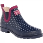 Product image of Regatta Womens Harper Welly Navy/Vivacious