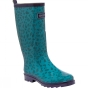 Product image of Regatta Womens Fairweather Welly Enamel/Moonlight