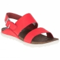 Product image of Merrell Womens Around Town Backstrap Print Sandal Fiery Red