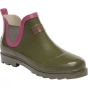 Product image of Regatta Womens Harper Welly Olive Night / Deep Sea Coral