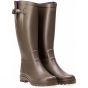Product image of Aigle Womens Aiglentine Welly Khaki