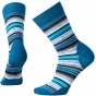Product image of SmartWool Womens Margarita Sock Glacial Blue Heather