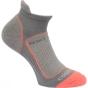 Product image of Regatta Womens Trail Runner Sock Steel / Coral
