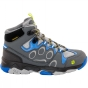 Product image of Jack Wolfskin Kids Mtn Attack 2 Texapore Mid Shoe Dark Iron/Wave Blue