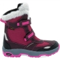 Product image of Jack Wolfskin Girls Snow Flake Texapore Boot Mahogany