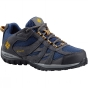 Product image of Columbia Youths Redmond Shoe Carbon / Super Solarize