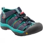 Product image of Keen Kids Newport H2 Sandal Midnight Navy / Baltic