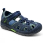 Product image of Merrell Boys Hydro Hiker Sandal Navy/Green