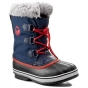 Product image of Sorel Kids Yoot Pac Nylon Boot Collegiate Navy