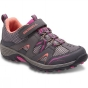 Product image of Merrell Girls Trail Chaser Shoe Grey/Pink