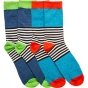 Product image of Protest Mens Shack Socks 2 Pack multi