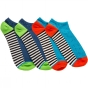 Product image of Protest Mens Sticky Ankle Socks 2 Pack multi