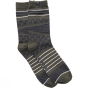 Product image of Protest Tuxford Lifestyle Sock Grey Green